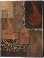 Exotic Fern II Fine-Art Print