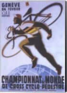 Championnat Du Monde Fine-Art Print