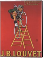 Cycles Louvet Fine-Art Print