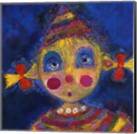 Petit Clown Nina Fine-Art Print
