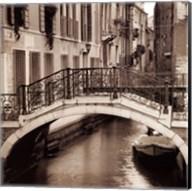 Ponti Di Venezia No. 1 Fine-Art Print