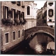 Ponti Di Venezia No. 2 Fine-Art Print