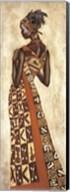 Femme Africaine II Fine-Art Print