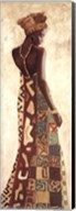 Femme Africaine III Fine-Art Print