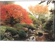 Japanese Garden I Fine-Art Print