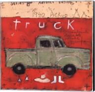 1940 Pickup Fine-Art Print