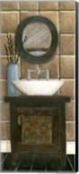 Modern Bath Panel III Fine-Art Print