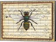 Bumblebee Harmony I Fine-Art Print