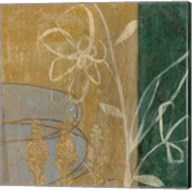 Pressed Wildflowers IV Fine-Art Print