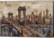New York View Fine-Art Print