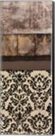 Nature's Damask Panel II Fine-Art Print