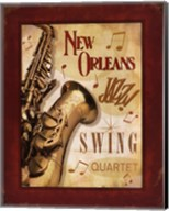New Orleans Jazz II Fine-Art Print