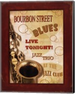 New Orleans Jazz III Fine-Art Print