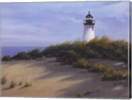 Lighthouse on the Shore Fine-Art Print