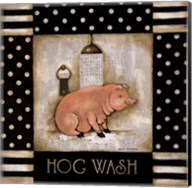 Hog Wash Fine-Art Print