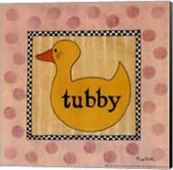 Tubby Fine-Art Print