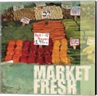 Market Fresh Fine-Art Print
