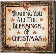Blessings of Christmas Fine-Art Print