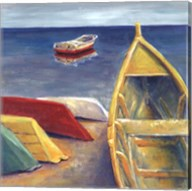 Vibrant Sea II Fine-Art Print