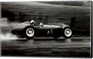Grand Prix of Belgium, 1955 Fine-Art Print