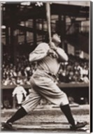 Babe Ruth - The Sultan of Swat Fine-Art Print