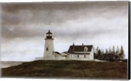 Evening at Pemaquid Fine-Art Print