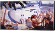 Honolulu Clipper Fine-Art Print