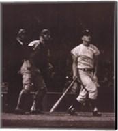 Roger Maris - 61st Home Run Fine-Art Print