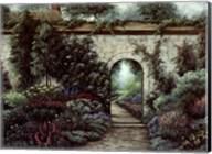 The Garden Gate Fine-Art Print