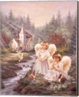 Prayers Of Love Fine-Art Print