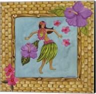Tiki Girl III Fine-Art Print