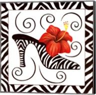 Shoe Hibiscus Fine-Art Print