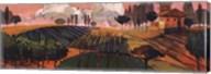 Tuscan Landscape Fine-Art Print