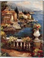 Marina View II Fine-Art Print