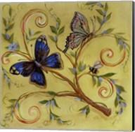 Butterfly Yellow Fine-Art Print