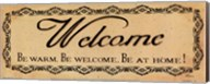 Vintage Welcome Fine-Art Print