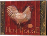 Hen House Fine-Art Print