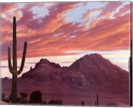 Camelback And The Praying Monk Fine-Art Print