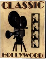 Classic Hollywood Fine-Art Print