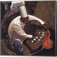 Chefs in Motion I Fine-Art Print