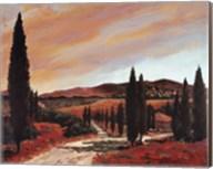 Tuscan Sunset II Fine-Art Print