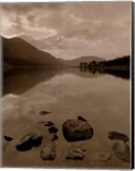 Serenity Lake II Fine-Art Print