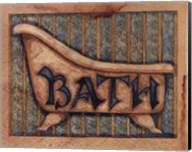 Bath Fine-Art Print