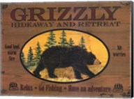 Grizzly Fine-Art Print