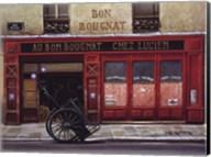 Au Bon Bougnat Fine-Art Print