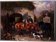 Before The Hunt II Fine-Art Print