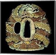 Asian Medallion II Fine-Art Print