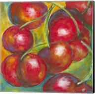 Abstract Fruits III Fine-Art Print