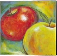 Abstract Fruits IV Fine-Art Print