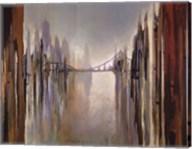 Bridges and Towers Fine-Art Print